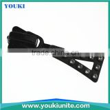 #10 high quality zipper plastic slider