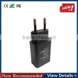 Single USB Port Mobile Phone Wall Charger, 5V 2.4A Certificated AC Adapter Travel Charger