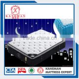 2016 Sweet Dreams Natural Latex Mattress Home Furniture Latex Pocket Coil Spring Mattress