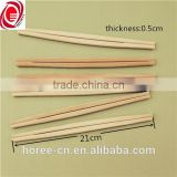 Chinese disposable bamboo tableware chopsticks for wholesale
