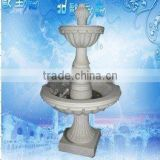 spring stone marble fountain