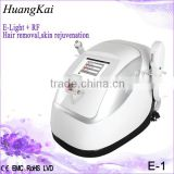 ABS material hair salon equipment IPL hair removal machine