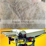 good quality fibre opening machine/cotton opening machine/waste cotton recycling machine