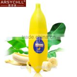 OEM private label hand skin protect banana hand cream