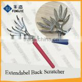 Extendable Back Scratcher With Eagle Claw