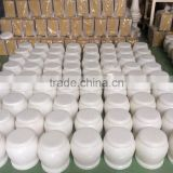 Crystal white marble cremation urns from Vietnam