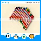 12 color twistable crayon washable Crayon for girls and boys