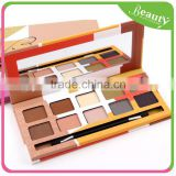10 Colors Matte Pigment Cosmetic Makeup Eye Shadow