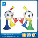 2 mixed football plastic soccer horn toy for sale