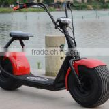 2017 Zhejiang factory electric bike 48V Brushless Hub Motor 800w-1000W electric scooter citycoco