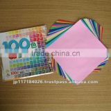Natural and Easy to use dubai general trading company 100 Syoku Origami at reasonable prices