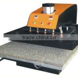 Pneumatic heat transfer pressing machine, clothes, metal, mouse pad heat transfer printing