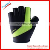 Latest Hot Sale Breathable Racing MTB Bicycle Cycle Gloves sports bike accessories Half Finger Cycling Gloves