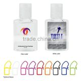 0.5 oz Hand Sanitizer - meets FDA requirements and comes with your full color logo (less than minimum is available)