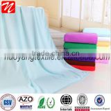 Compressed high water absorbent Eco-friendly Softextile microfiber fabric Beach / Bath Towel