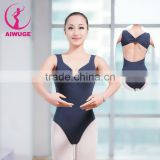 Ballet Leotard For Women High Quality Cotton Ballet Dancing Costume Professional Adult Gymnastics Leotard