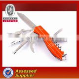 Multi-functional tools with knife high quality customized logo and colors
