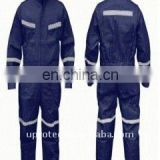 High Performance Flame Retardant Modacrylic Coverall