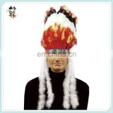 Indian Native American Feather Carnival Party Headdress HPC-0705
