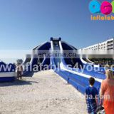 alibaba china giant inflatable water slide for adult