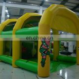 2012 Inflatable soccer cage