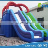 popular double sided inflatable water slide giant inflatable water slide for sale