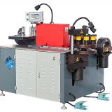 208V 60HZ 3P CNC hydraulic copper busbar hole punching machine