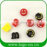 Letter Shape Custom Tennis Vibration Dampener For Promotion Item