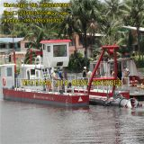 500 - 1200kw River Dredging Equipment Land Reclamation
