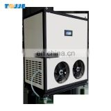 big storage cabinet and room fresh air duct type dehumidifier