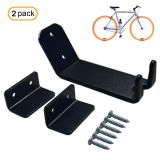 Bike Bicycle Cycling display car rack Pedal Wall Mount Storage Hanger Stand