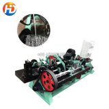 high durability automatic barbed wire making machine