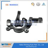 Manufacture 96488823 96454297 GM Deawoo Chevrolet Optra Car Spare parts Steering Knuckle