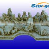 3D Polyresin Nativity Products Last Supper
