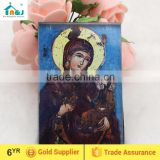 Orthodox Icon glass magnetic