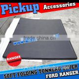 Soft Folding Tonneau Cover For Ford Ranger 2012 Acccessories