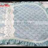 banquet chair cover,seat cover handmade cover wholesale ,light blue banquet. chair covers
