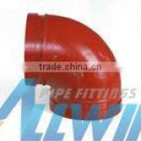 high quality for ductile iron pipe fittings