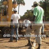 easy operation,trailer mounted type , HF-3 multi-functional deep water well drilling rig