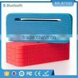 2016 most hot sell portable wireless waterproof home bluetooth speaker audio system sound box