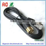 Convert New 2013 Ethernet RJ45 male Powerlink to traditional 8 pin DIN male Powerlink cable