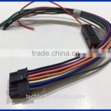 14 Pin Connector 5A fuse with Cover Wire harness for Car Radio