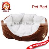 Small Soft Indoor Pets Dog Cat Puppy Bed Warm Sofa House Mat Nest Cushion Fleece                                                                         Quality Choice