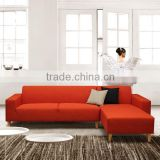 modern beautiful color fabric sofa living room modern low arm sofa high quality home furniture
