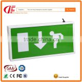 IP20 / IP40 Rechargeable Emergency LED exit sign lamp exit light                                                                         Quality Choice                                                     Most Popular