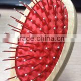 high quality bamboo material dog brush with cheap price