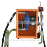 explosion-proof electric pump unit completely closed metal case LCD display