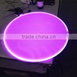 Edgelight round rgb led panel backlit light source stores online laser christmas lights