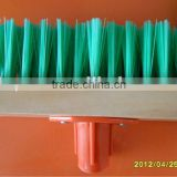 Excellent quality wooden handle cleaning brushes,high quality plastic floor brushes,soft cleaning floor brushes