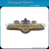 Bullion Handmade Embroidered Military Wing PS-4016